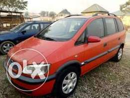 very clean OPEL ZAFIRA for sale