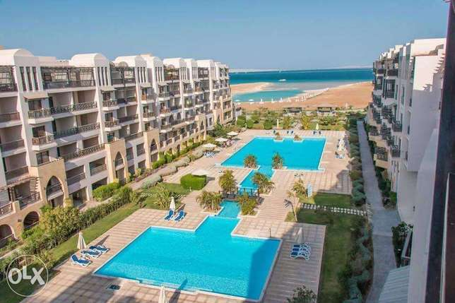 2 bedroom Sea view apartment in Hurghada