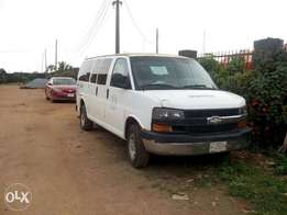 Chevrolet Express White Auto