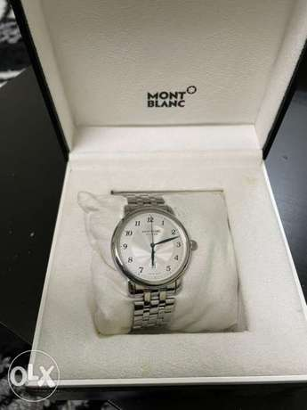 Montblanc Automatic Steel Strap