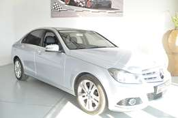 Mercedes-Benz C-Class C180 BE Avantgarde in good condition with FSH