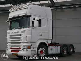 Scania R620 - To be Imported