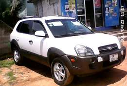Hyundai Tucson for a quick buy