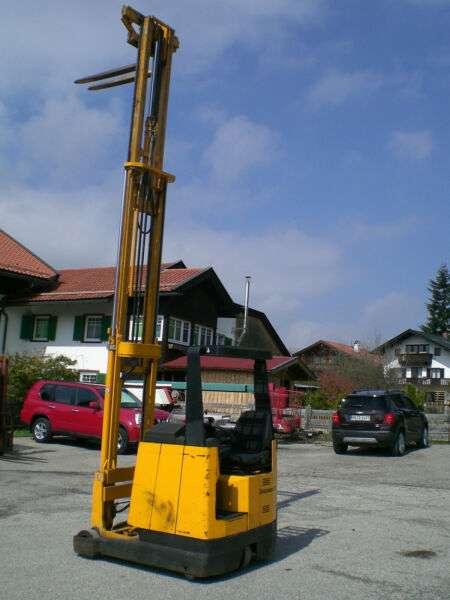 Jungheinrich ETV A 13,5 GE 115-530 mit Ladegerät - 1991 - image 3