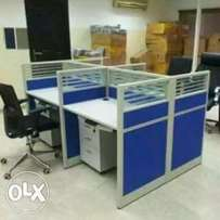 Durable And Quality Workstation Table 0056