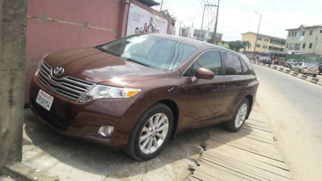 view super clean Toyota VENZA 2010 first body with good condition Alimosho - image 1