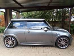 Mini Cooper S for sale Immaculate Condition