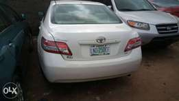 Olamilekan Toyota Camry muscle