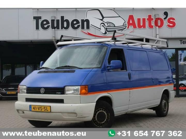 Volkswagen Transporter 2.5 TDI 332 excl. BTW radio cd spele - 2000
