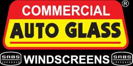 Commercial Auto Glass ..Sabs aproved vehicle glasses ...