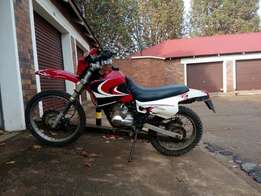 URGENT SALE - 125CC Off Road Motor Bike