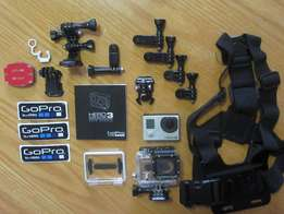 GoPro HERO 3 Black Edition *EXCELLENT condition*