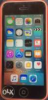 iPhone 5c (Very Neat & Clean)