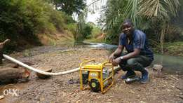 light water pumps for hire