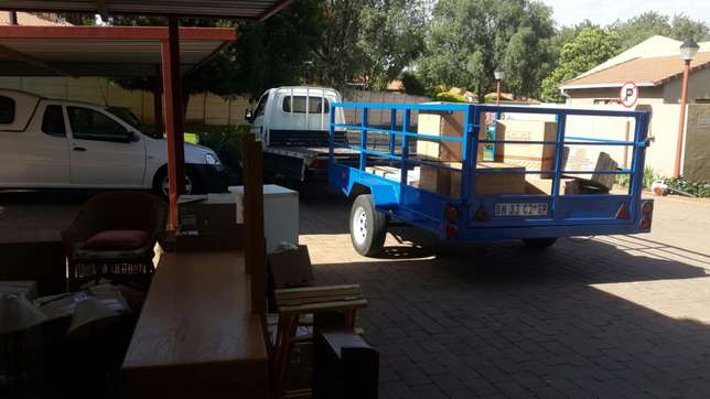 Household and Office furniture Removals and Storage Randburg - image 2