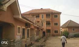 2 Bedroom Apartment for Rent for Rent in Gbazango Kubwa