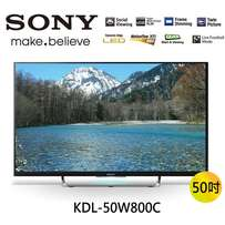 Sony KDL50W800C 50-Inch 1080p 3D Smart Android LED TV