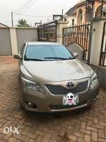 Locally used Toyota Camry 2008 upgrade to 2010