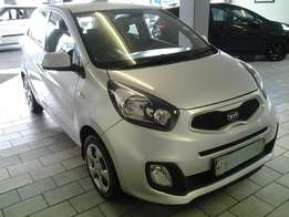 2014 KIA Picanto 1.1 for sell sell R90000