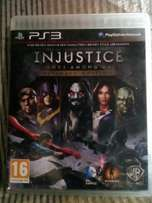 Ps3- Injustice Gods among us. Ultimate Edition