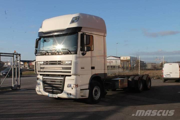 DAF Fas 105510t Euro 5 - 2012