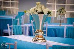 Centerpieces for hire