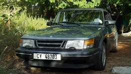 1991 SAAB 900S Turbo Convertible