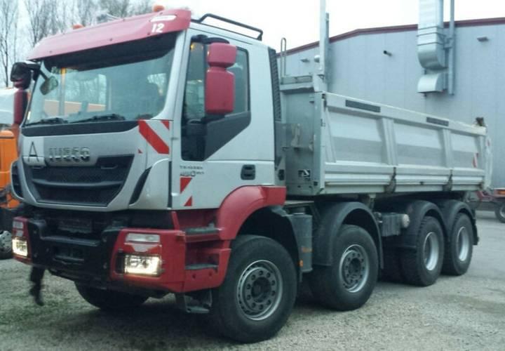 Iveco Trakker 450 Meiller Bordmatik - 2014