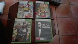 Xbox games for sale or to swop