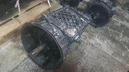 Zf 16S181 daf gearboxl