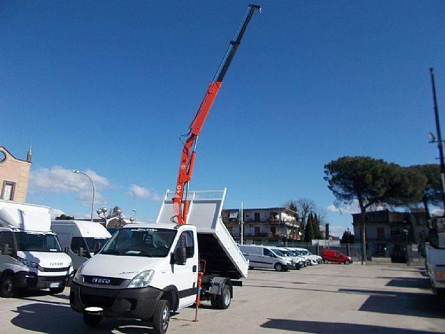 Iveco 35C11 GRU FASSI F40 RIBALTABILE 2012 - 2012
