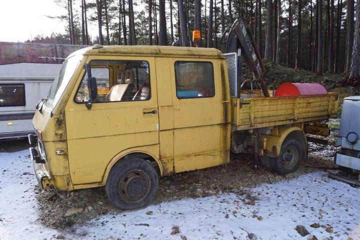 Volkswagen Lt50 - 1991