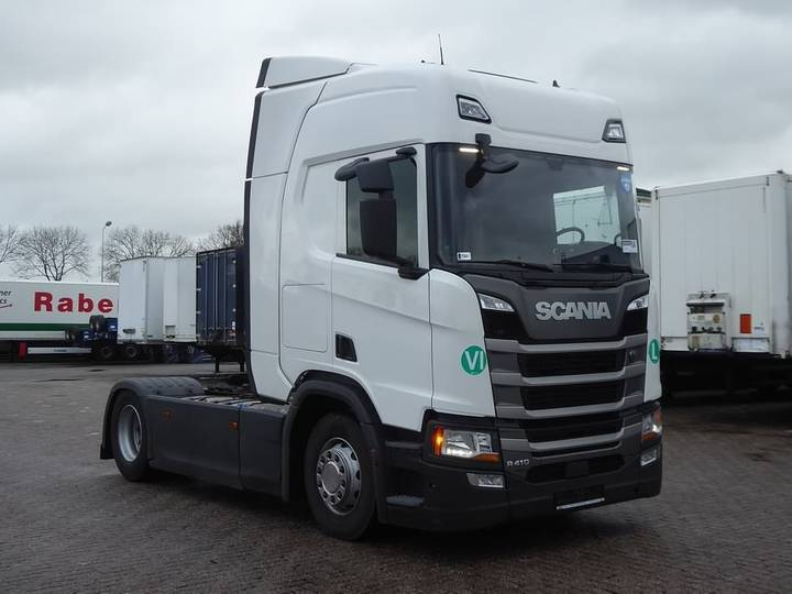 Scania R410 hl new ngs e6 ret. - 2017