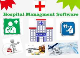 Customized Hospital or Clinic Management System