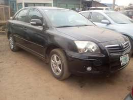 Neatly maintained 2008 Toyota Avensis