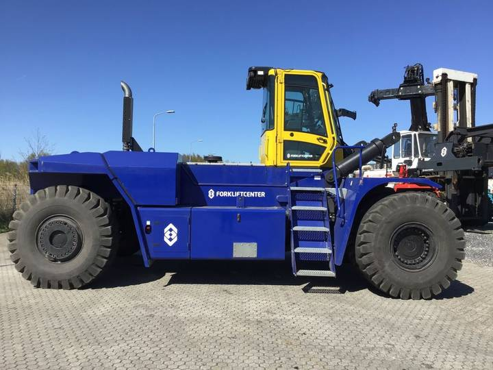 Hyster H44XMS-12 - 2015
