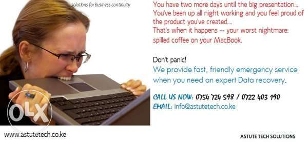 Laptop Data Recovery services Nairobi CBD - image 2