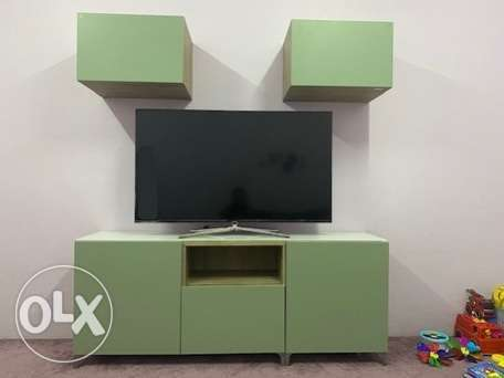 Living Room TV Cabinets (ikea)