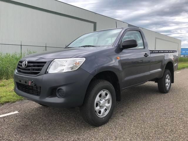 Toyota Hilux Single Cab 3.0d 4wd - Airco - New - 6204 - 2013