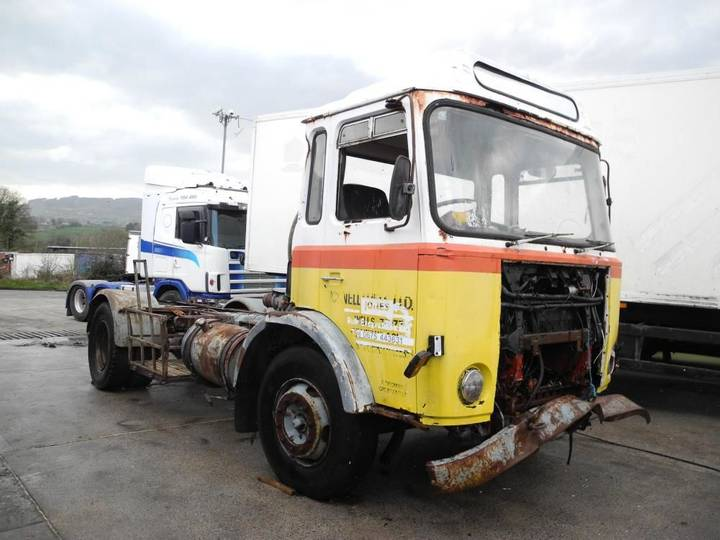 SEDDON Atkinson chassis truck - 1981