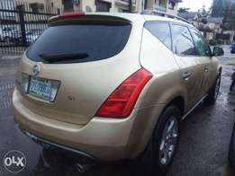 super clean 2005 nissan murano first body buy and drive