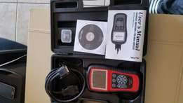 Autel diagnostic tool OBD2/EOBD with updated memory card