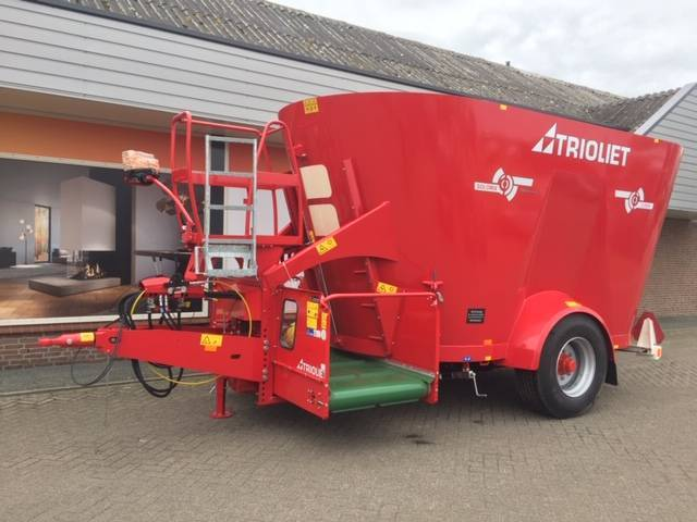 Trioliet Solomix 2-2000 Vll-b New Edition Voerwagen - 2019