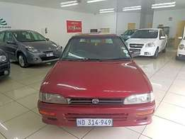 1998 Toyota Conquest 130 Tazz for sale