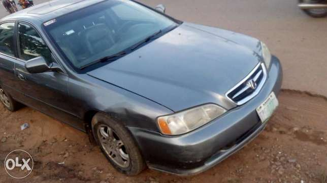 Neatly used Acura TL 2001 for Sale in Ibadan Nigeria Ibadan North - image 1