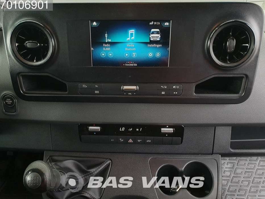 Mercedes-Benz Sprinter 316 CDI 160pk E6 Camera Carplay MF Stuur Lang Ma... - 2018 - image 12