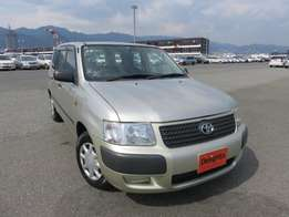 Special price Toyota succeed wagon 2010 tx package gold