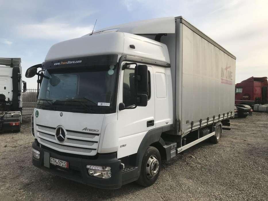 Mercedes-Benz Atego 818 L - 2014