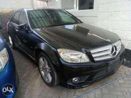 Mercedes Benz C200 CDI 2010 model KCN number. Loaded with alloy rims