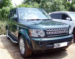 2010 L/Rover Discovery4 3.0TDV6 HSE, 3.0L turbo diesel, clean
